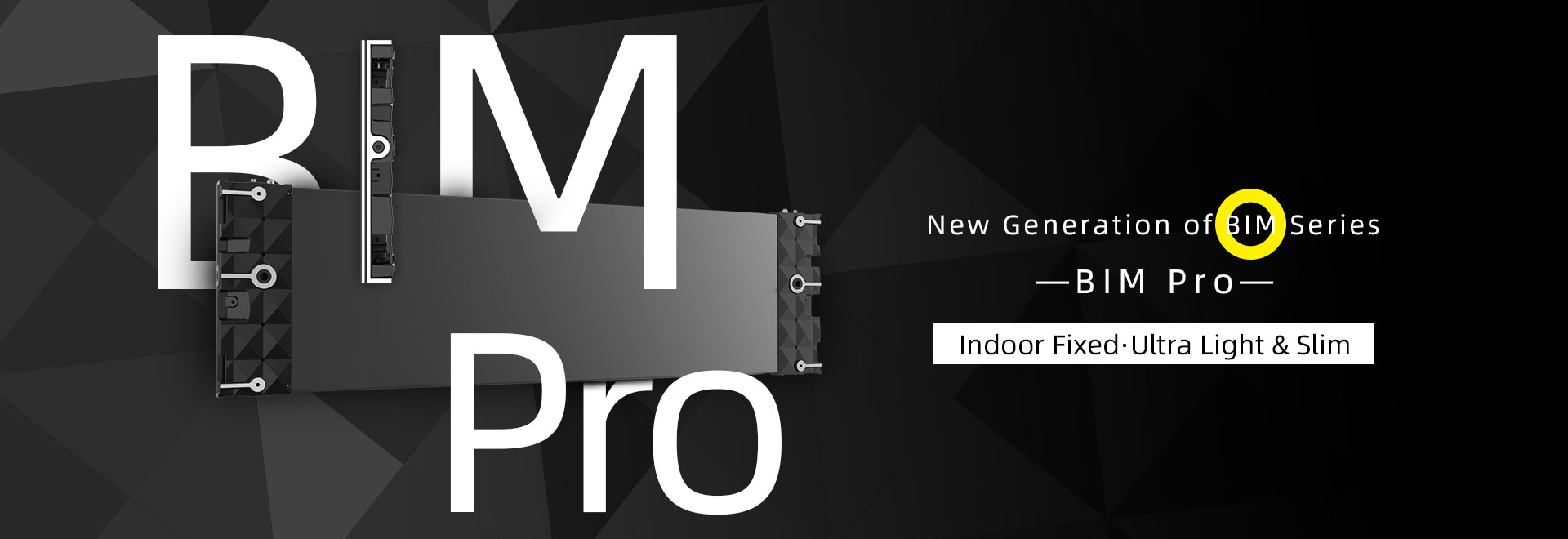 led screen, BIM Pro
