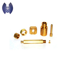 high quality brass CNC precision machining turning parts from China OEM machining company