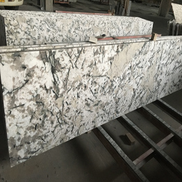 Hot Sale Natural Stone Indian Ice Blue Granite Kitchen Countertop
