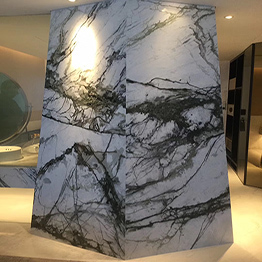 High Quality Orchid Jade Marble Walling Flooring Project Tile Column Coping