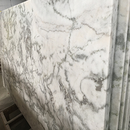 High Quality Wholesale Moon White Quartzite Prefab Kitchen Countertops