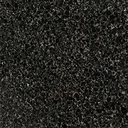 Fuding Black Leopard Black Pearl Black Granite Kitchen Countertop