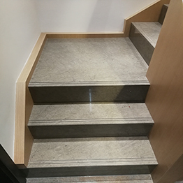 Champagne Grey Marble Stair and Step Wholesale