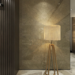 Champagne Grey Marble Wall Cladding Floor Covering for Project