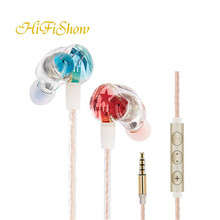 Detachable Cable plating Earbuds