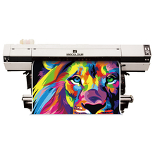 ME-THT1800 1.8m Large format three DX5 print head sublimation printer