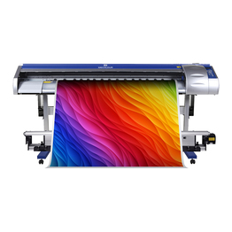 ME-1603HT 1.6m single Epson 5113 print head sublimation printing machine