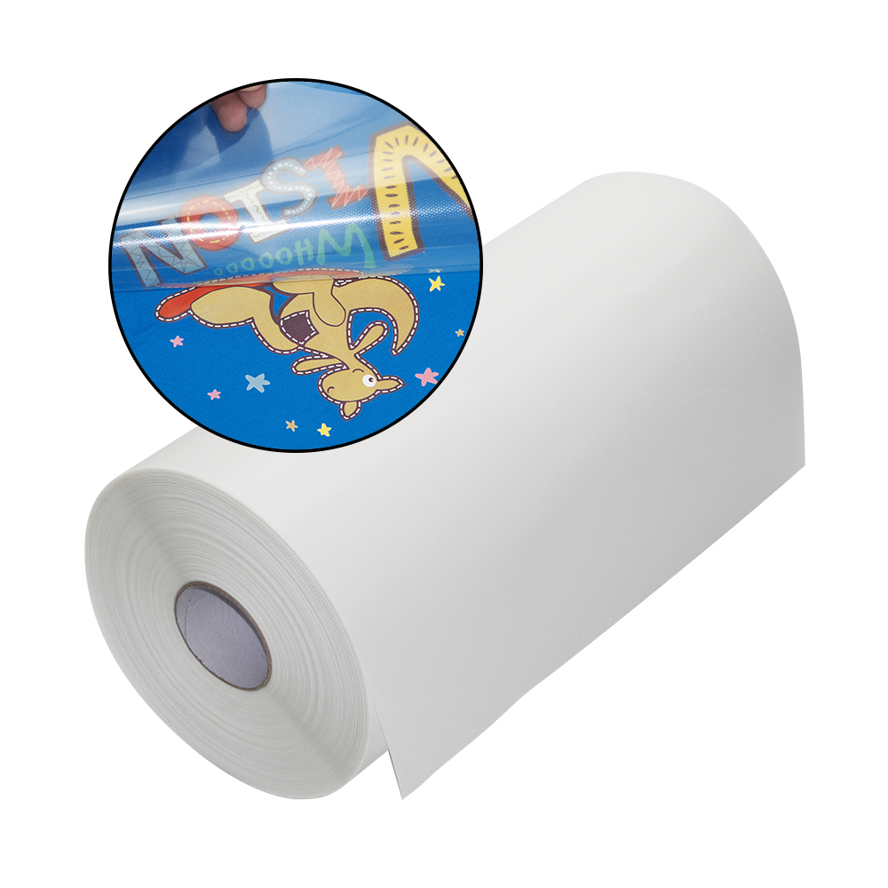 Vision heat transfer tape