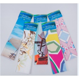 plain and flocked of microfiber beach towel for Australia Summer