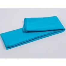 100 Polyester Microfiber Golf Sports/Gym Towel in custom mesh bag China supplier