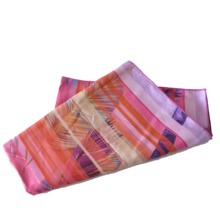 Machine washable, tumble dry microfiber custom print beach towel China supplier 80% polyester 20 polyamide
