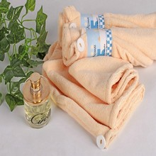 Quick Dry Microfiber Turbine Twist Hair Towel Manufacturers_Suppliers_Exporter -ljmicrofiber.com