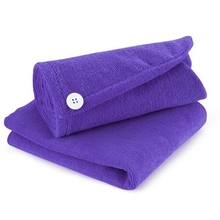 Microfiber Turbine Twist Hair Towel Manufacturers_Suppliers_Exporter -ljmicrofiber.com