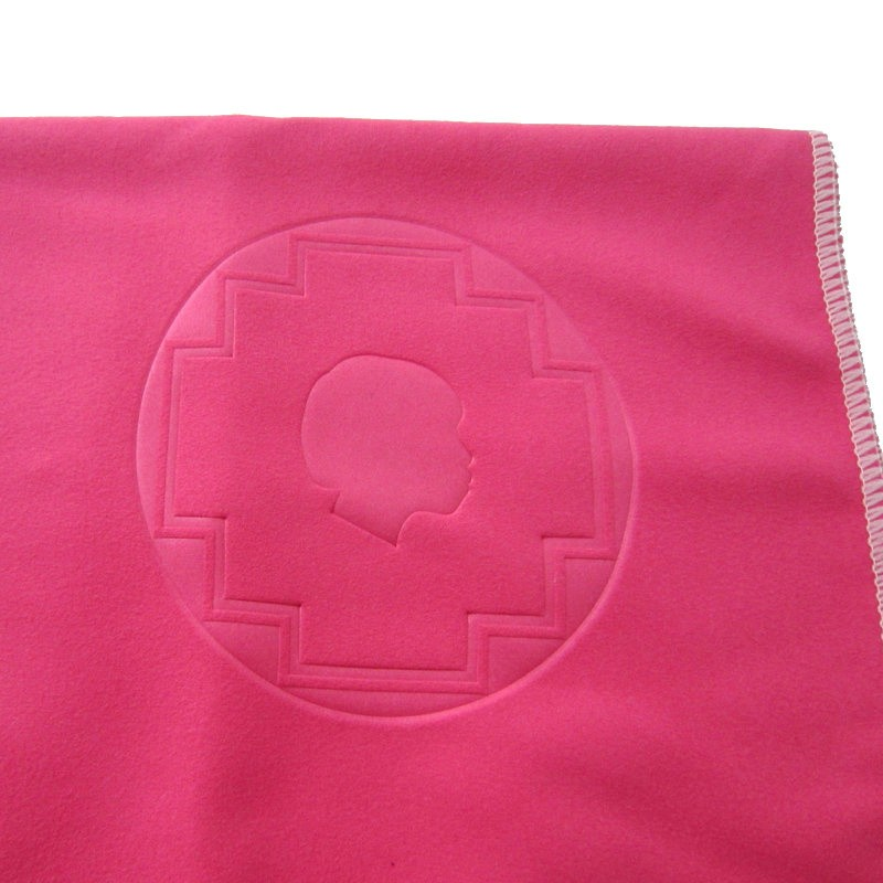 customized logo microfiber towel