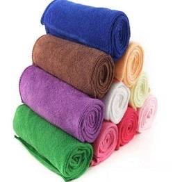 Microfiber Car Wash Towel Microfiber  Cleaning Cloth Microfiber Ultra Plush Towel