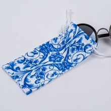 Custom Printed Personalized Handmade Promotional Microfiber Pouch