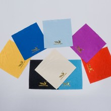 Fashion vacuuming logo printed on Japanese microfiber magic cleaning cloth microfiber lens cleaning cloth