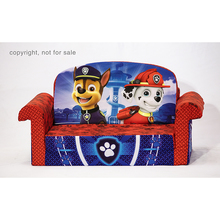 hot sale cheap customized kids fun furniture birthdays gift boys flip out sofa