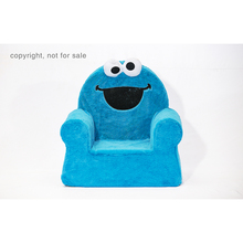 New Kids sofa bed Sesame Street Elmo Big Bird Oscar Cookie comfy chair