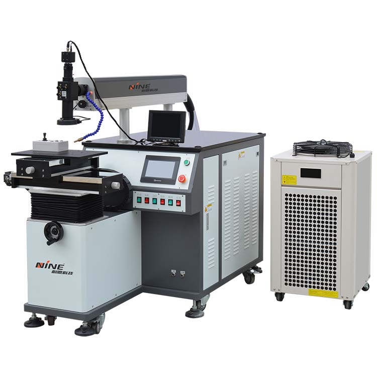 Professional wholesale stainless steel automatic dentistry yag laser welding machine used