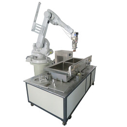 Semiconductor laser robot welding