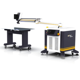 Channel letter laser welding machine A8