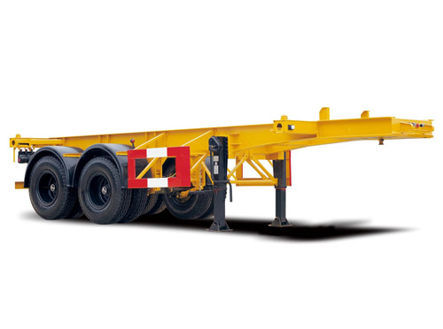 Hot Sale Flatbed Semi Trailer Exports From Professional Semi Trailer Companies XXG9280TJZG