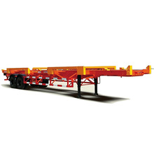 Professional Semi Trailer Companies Launches New Flatbed Semi Trailer Dock Cargo Transport Semi Trailer XXG9660TJZG