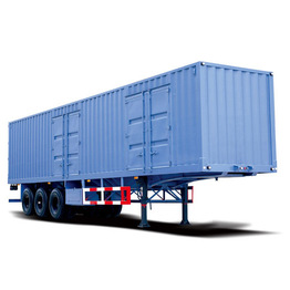 O Trailer De caixa Semitrailer Disponível Cargo Transportes Semi Trailer Van From Professional Semi Trailer Companies XXG9400XXY