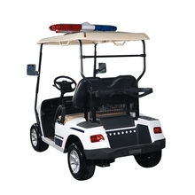 Electric Patrol Car Golf Type 2-4 Seats 3.10M EG2028P 48P