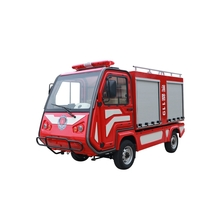 Electric Fire Fighting Truck 2 Seats 3.93M EG6023F