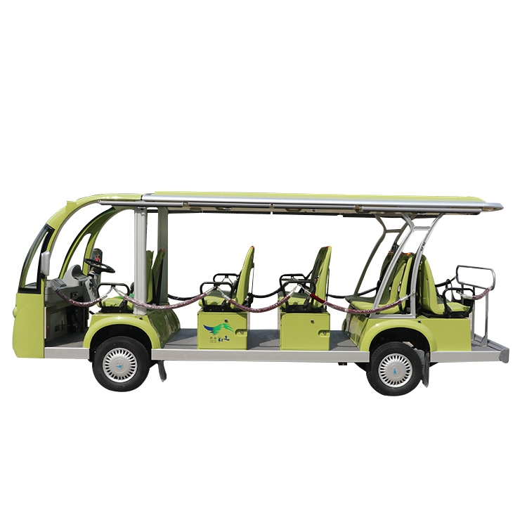 Electric Sightseeing Shuttle 14 Seats 5.02M EG6158K