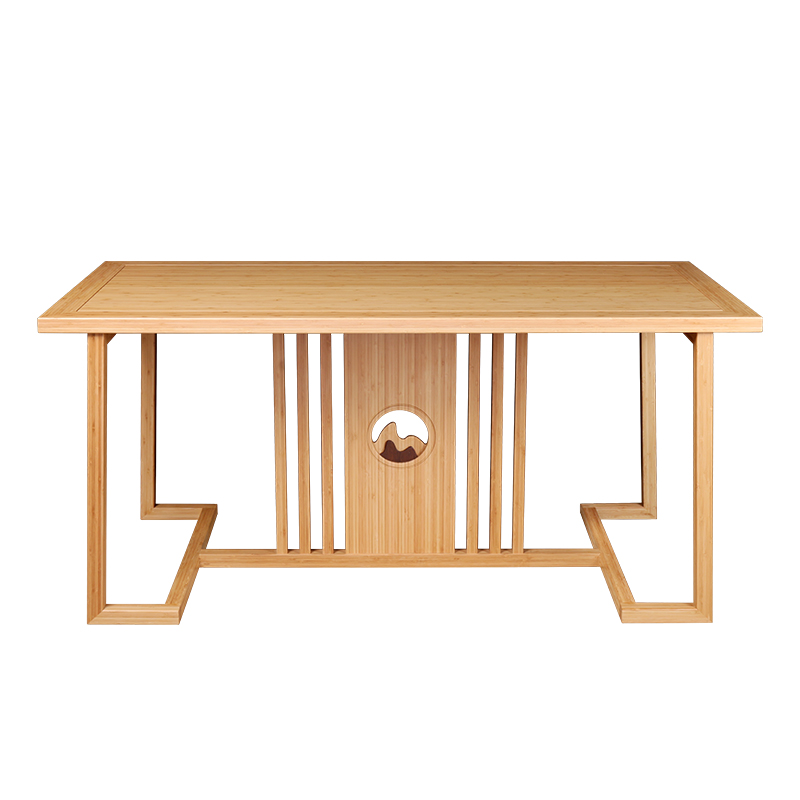 Bamboo Tea Table Distant Hill Style 1.8M CZ 001
