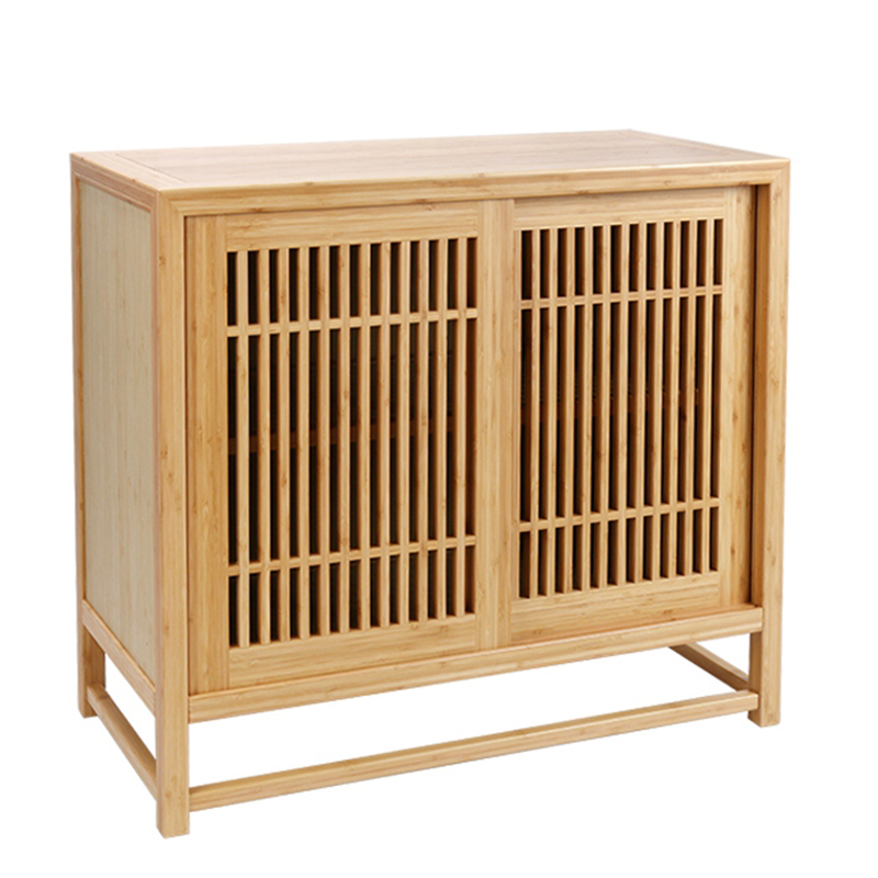 Bamboo Side  Cabinet Hechang Type BG 011