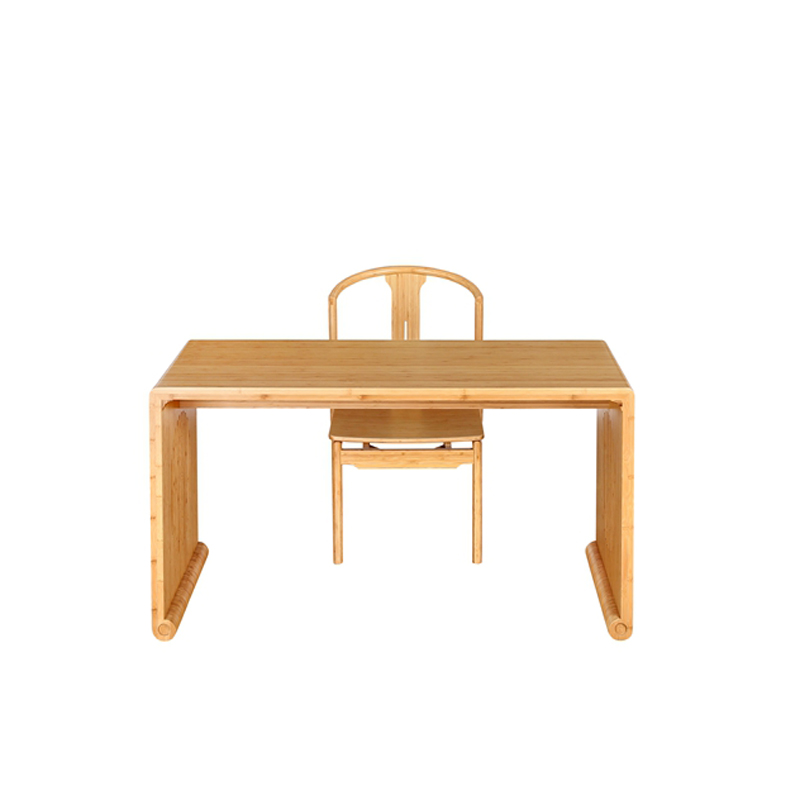 Bamboo Tea Table&Chairs Set Zen Style ZYZH 011