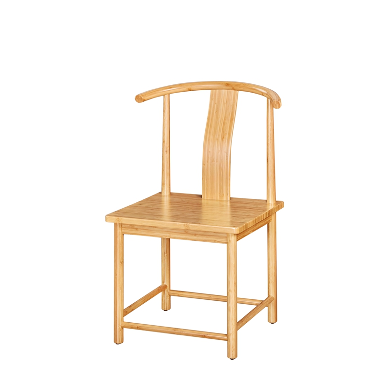Bamboo Back Rest Chair Ruyi Type KBY 012