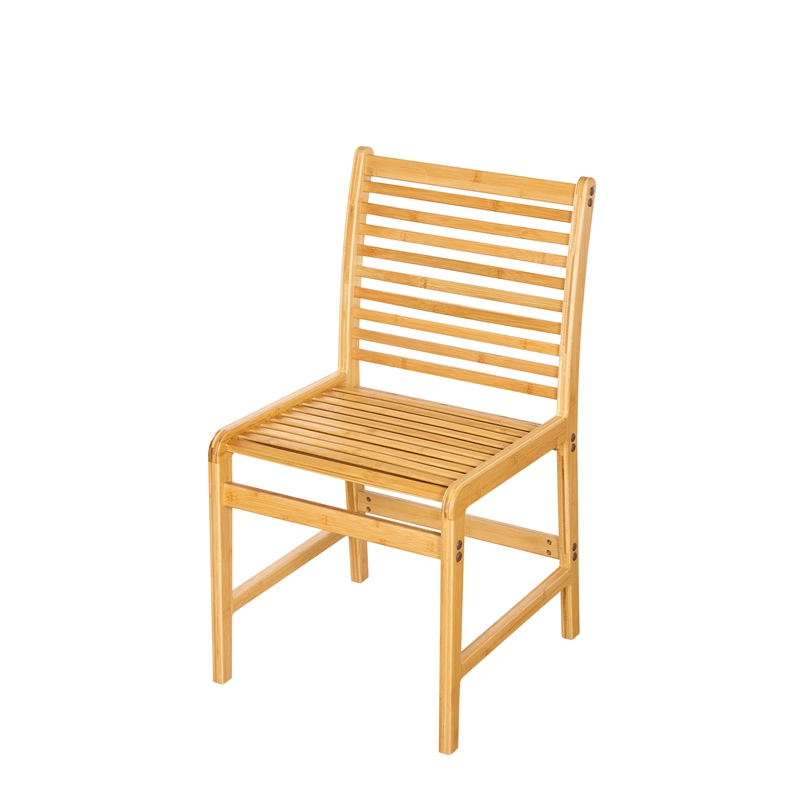 Bamboo Back Rest Chair High Back Soft Type KBY 003