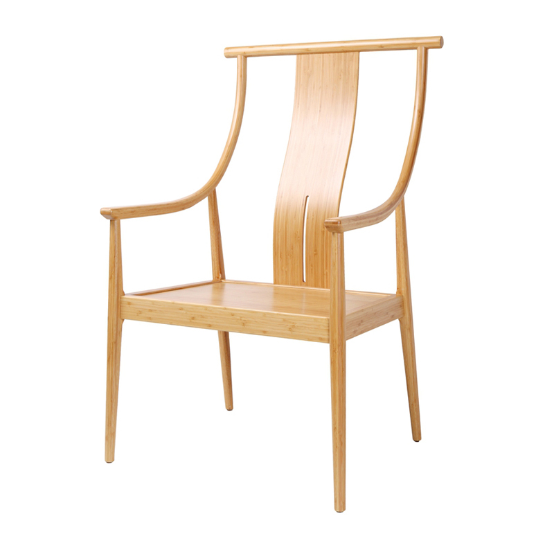 Bamboo Back Rest Chair Hechang Type KBY 004