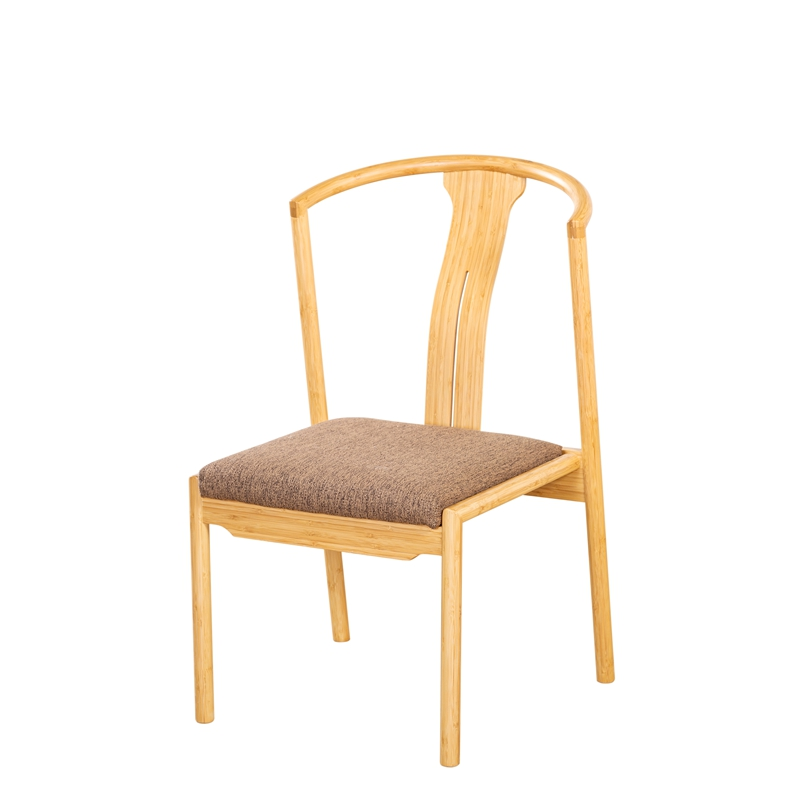 Bamboo Back Rest Chair Curve Type KBY 006