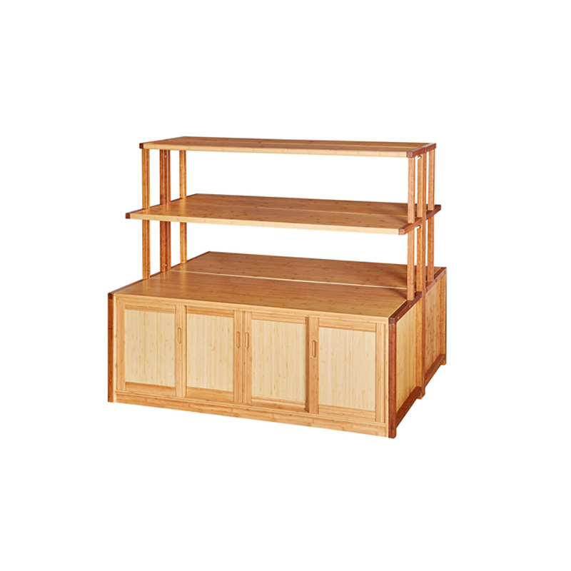 7 Bamboo Display Rack Nakajima Assembly ZSG 007