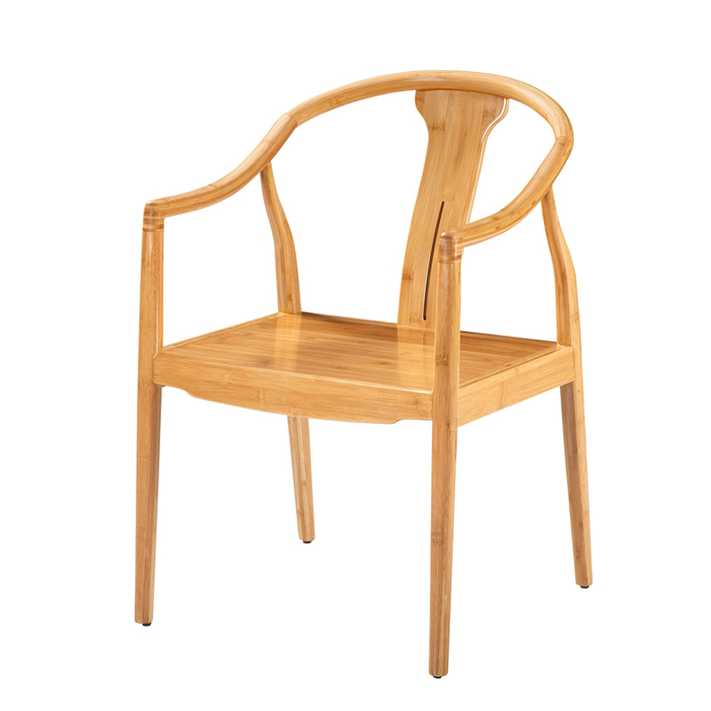 Bamboo Back Rest Chair KBY 008