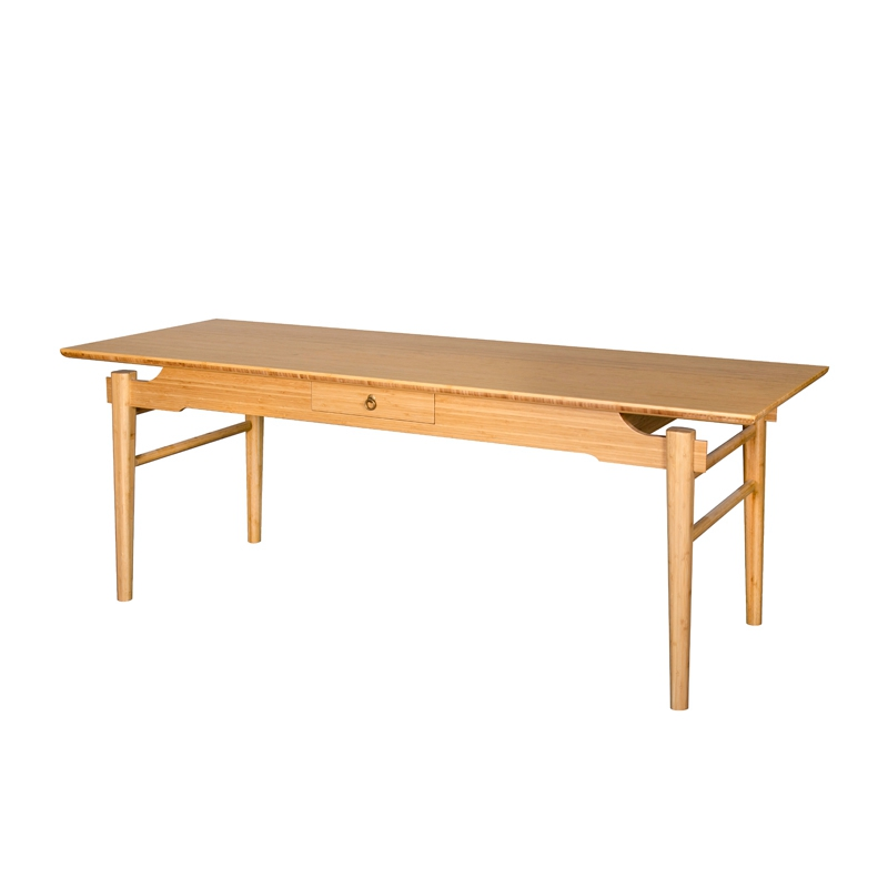 Bamboo Tea Table Quyue Style 1.98M CZ 009