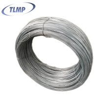 electro galvanized steel wire low price