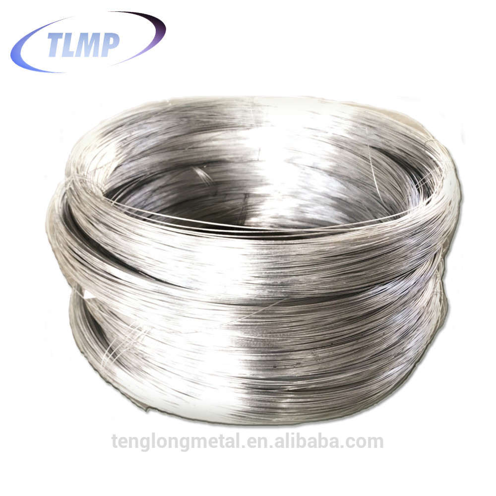 zinc coated wire strand
