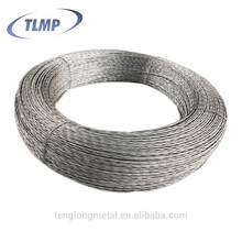 Chinese suppliers galvanized wire rope steel strand with best price