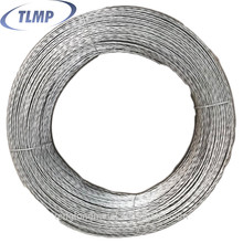 Good quality hot dipped galvanized steel strand wire 1*3