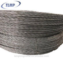 High Tensile Galvanized Steel Wire PC Strand