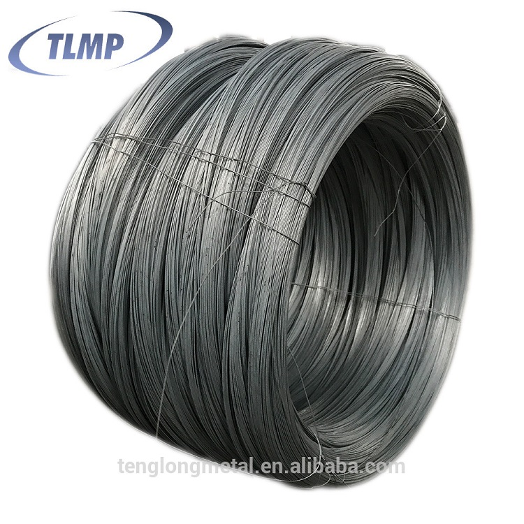 hot dipped steel wire