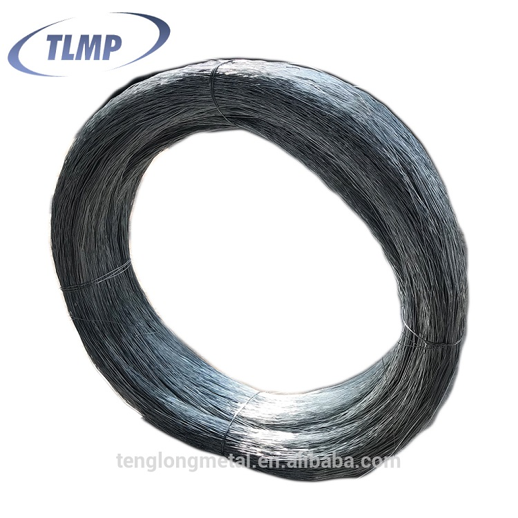 galvanized wire strand
