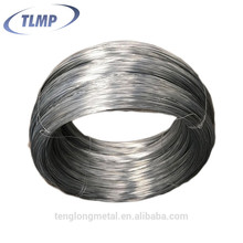 manufacture hot dip galvanized steel wire for bridge cables